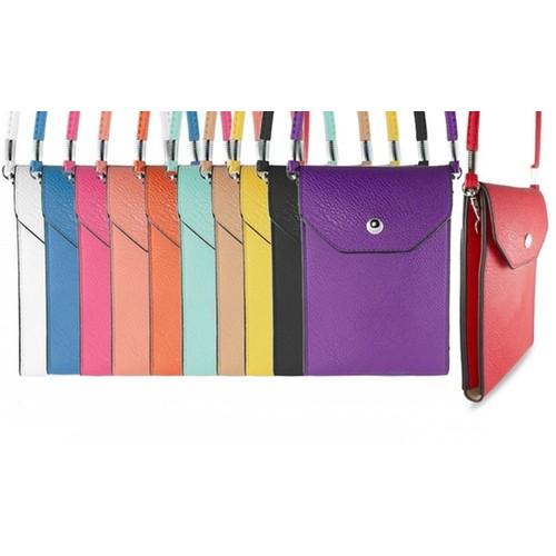 Trendy Cell Phone Crossbody Bag