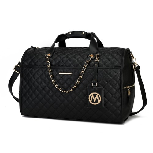 MKF Collection Lexie Duffle by Mia K.