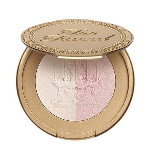 Too Faced Candlelight Glow Highlighting Powder Duo - Rosy Glow