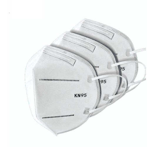 50 Pack KN95 Protective 5-Layer Face Mask