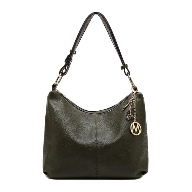 MKF Collection Hadeya Hobo Bag by Mia K. Farrow