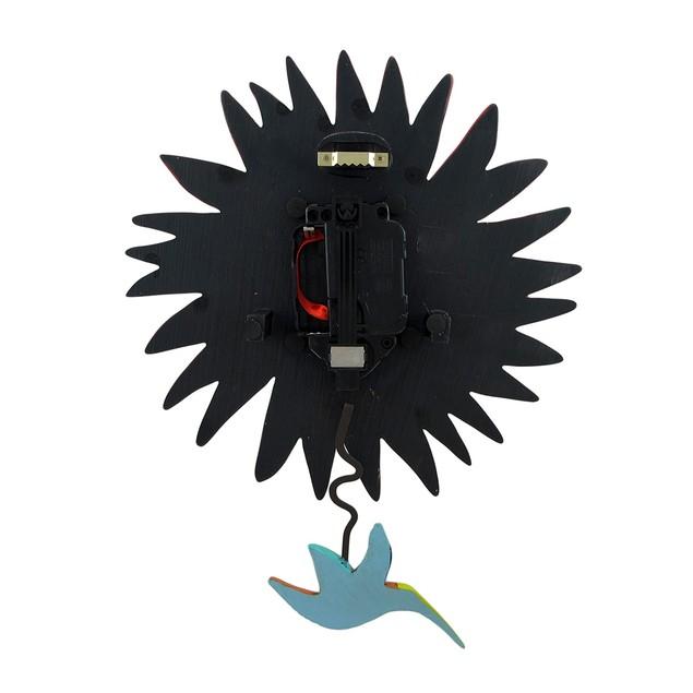 Allen Designs Humming Around Hummingbird And Wall Clocks