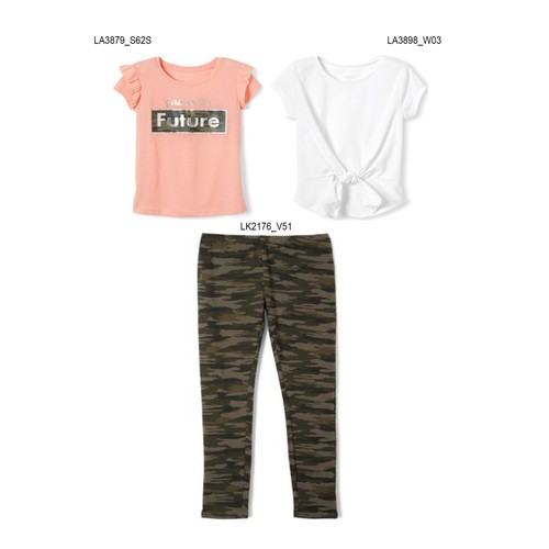 3-Pack French Toast Girls Summer Set - Girls Are Our Future