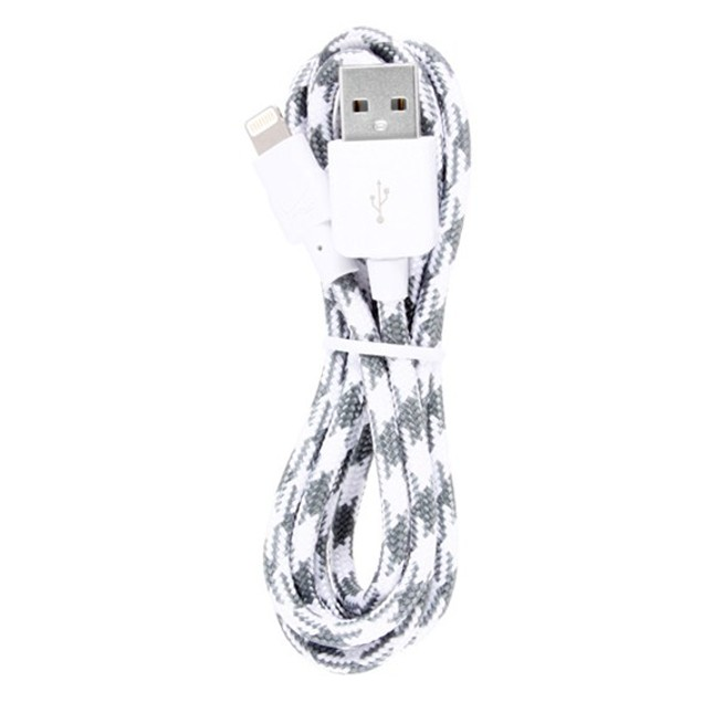 Verizon Braided Lightning Charge Sync Cable for Apple