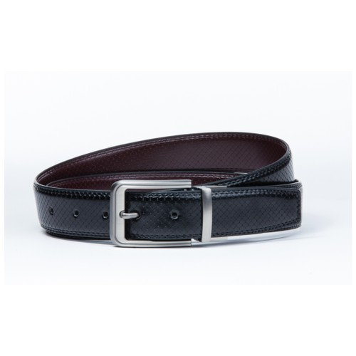 MKF Collection Frank Genuine Leather Belt by Mia K.