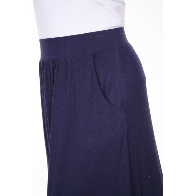 Maxi Skirt with Pockets