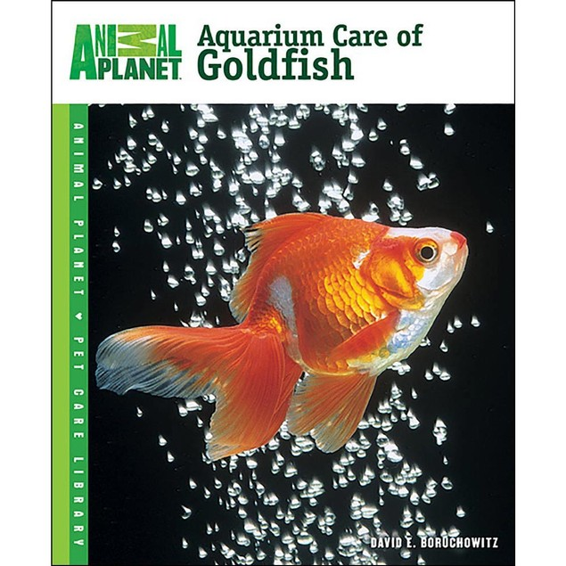 Animal Planet Aquarium Care of Goldfish Book, Sea Life by TFH Publications
