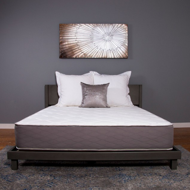 """Spring Dreams 9"""" Two-Sided Pocket Coil Mattress - Made in USA"""