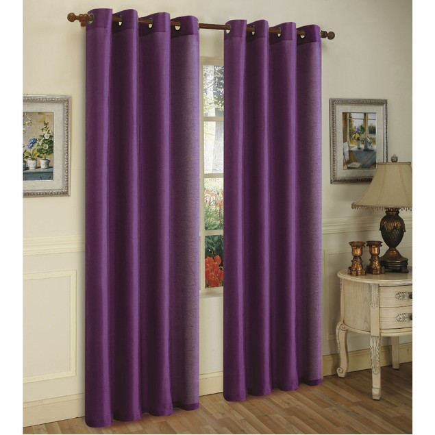 4-Pack: Premium Quality Panels with Grommets