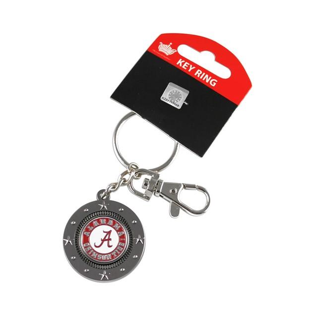 NCAA Sports Team Logo Impact Key chain