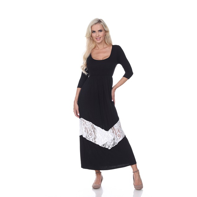 White Mark Universal Moran Maxi Dress - 6 Colors