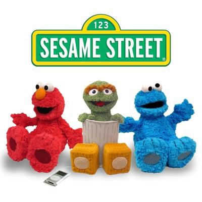 Sesame Street iBuddies Speaker System