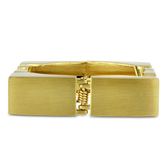 Gold Love Bangle Bracelet