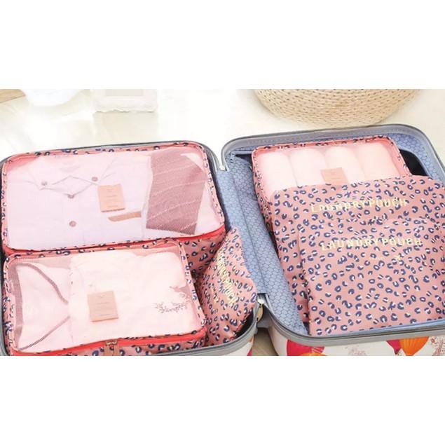 Lightweight Luggage Storage Bag Set- 4 Colors