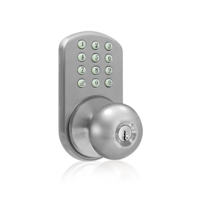 MiLocks Keyless Entry Keypad Knob Door Lock