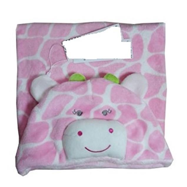 Ultra Soft Plush Baby Blanket Bath Towel with Hood