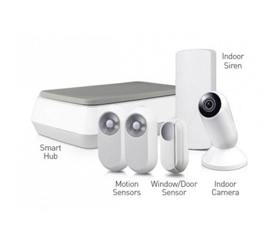 Swann One Smart Hub Alarm Security System Was: $199.99 Now: $89.99.