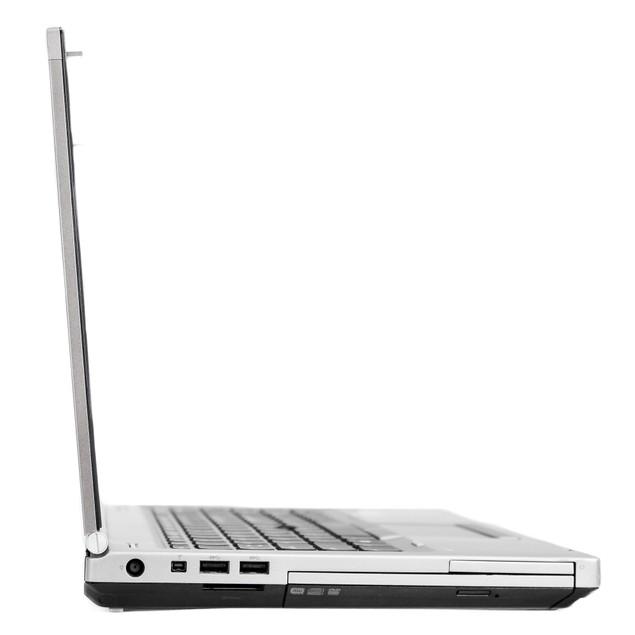 "HP 14"" Elitebook 8470p (i5 2.7GHz, 4GB RAM, 320GB HDD, Win10) - Grade A"