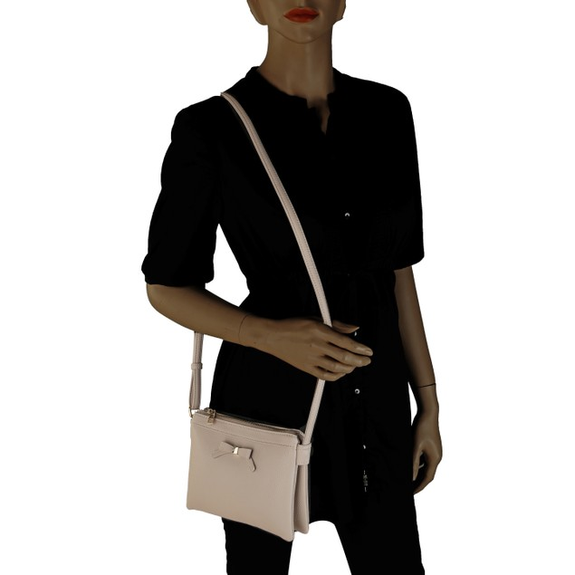 MKF Collection Anastasia Crossbody Bag by Mia K.