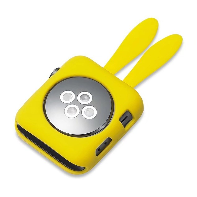Rabbit Ears Soft Protective case for All Apple Watch