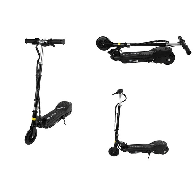 Voyager Night Rider Foldable Electric Scooter