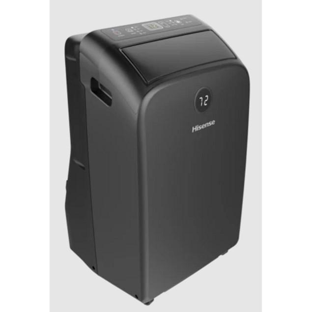 Hisense 10,000 BTU Dual-Hose Portable Air Conditioner with Remote