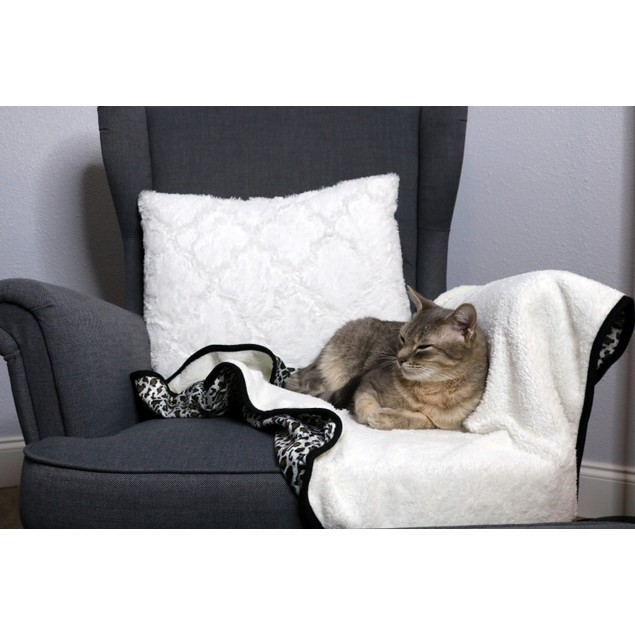 Waloo Premium Reversible Dog & Cat Blanket