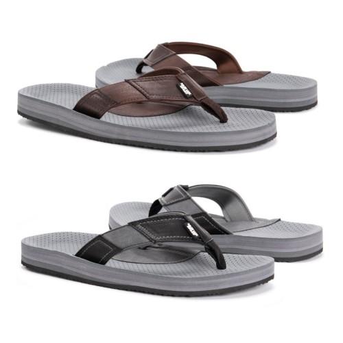 MUK LUKS® Men's Mason Flip Flops