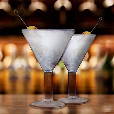 Freeze Martini Glass