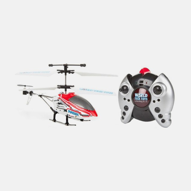 Radix 3.5CH Metal RC Helicopter