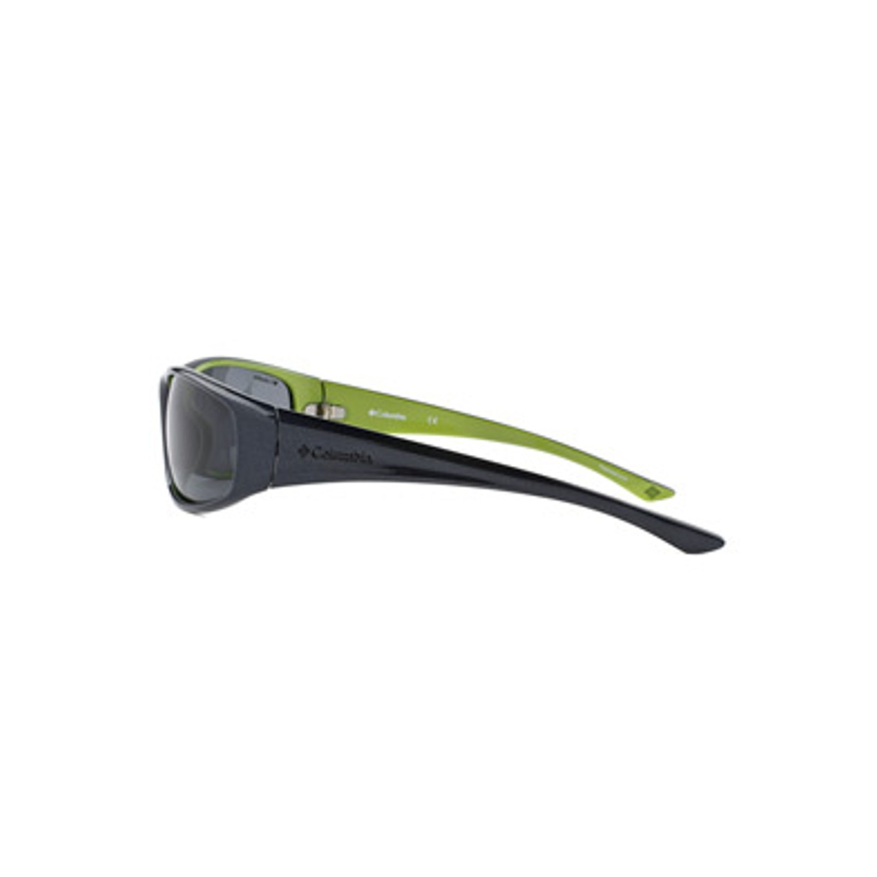2877c84b1b48 Columbia Borrego Sport Sunglasses - Gray & Lime Green - Tanga