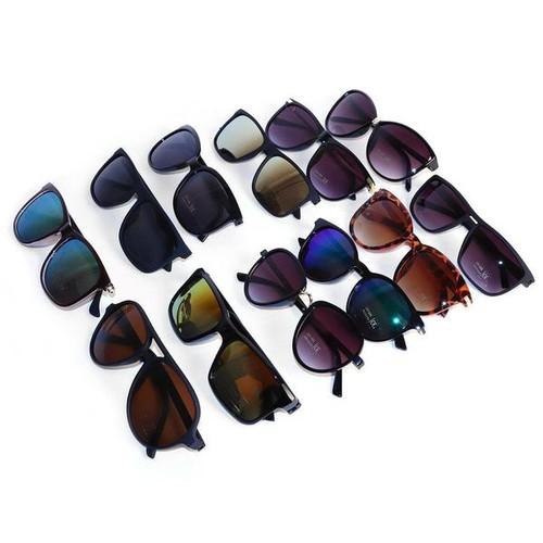 4-Pack: Assorted Unisex Sunglasses