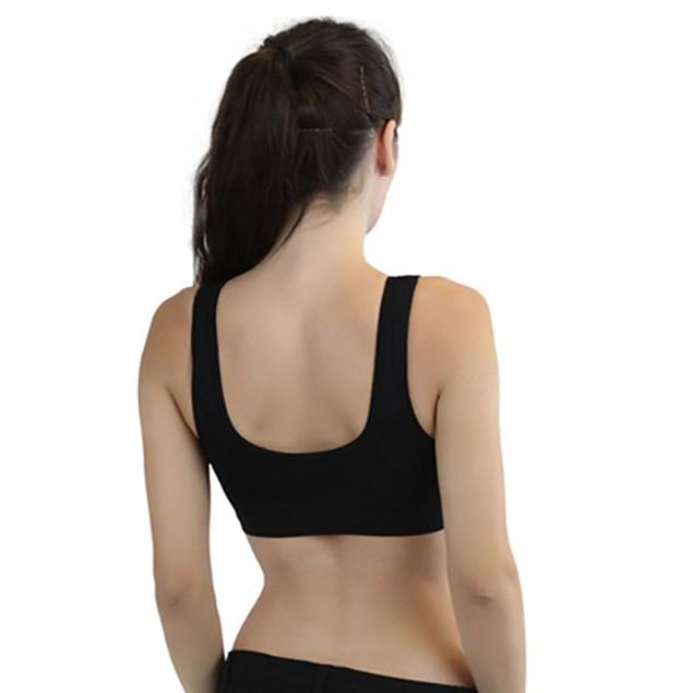 Women's Seamless Microfiber Padded Bras (6-Pack)