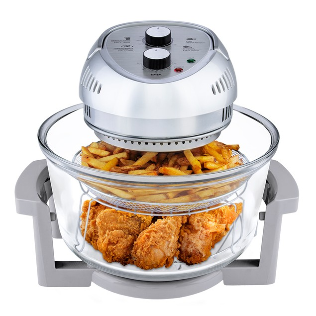 Big Boss Oil-less Fryer, 16-Quart