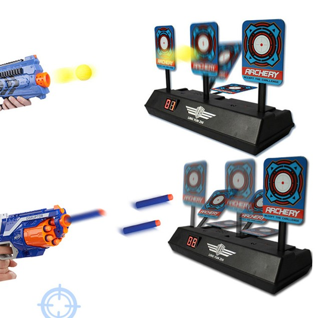 Target Practice Shooting Game for Kids