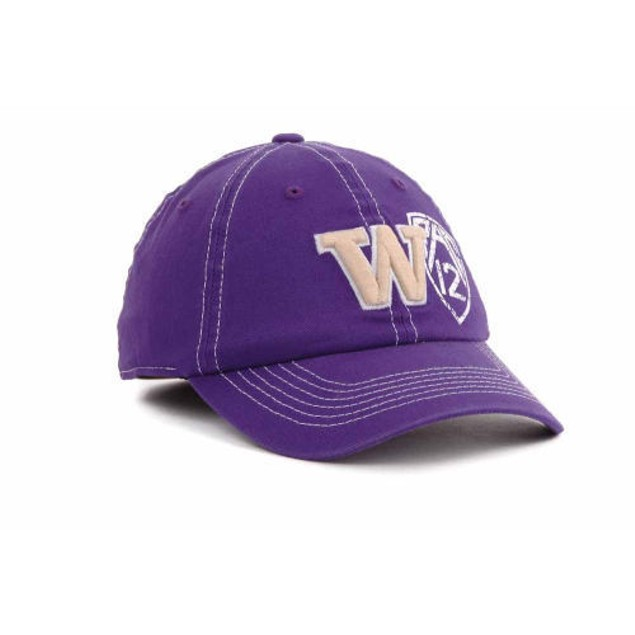 "Washington Huskies NCAA TOW ""BCS Conference"" Stretch Fitted Hat New"