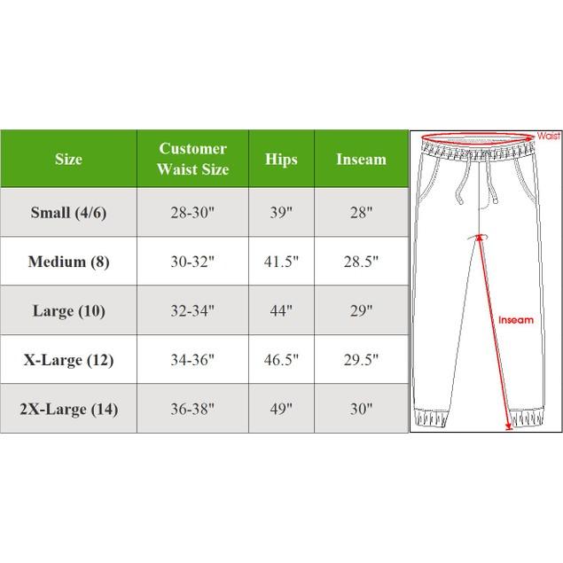 2-Pack Women's Soft-Fleece Joggers With Zipper Pockets