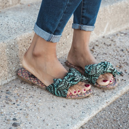 MUK LUKS Women's Trysta Sandals