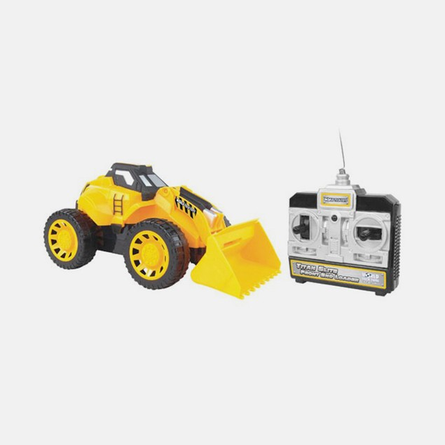 Titan Elite Front End Loader Electric RC Construction Vehicle