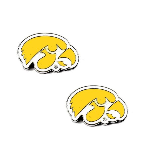 NCAA Sports Team Post Stud Earring Charm Set