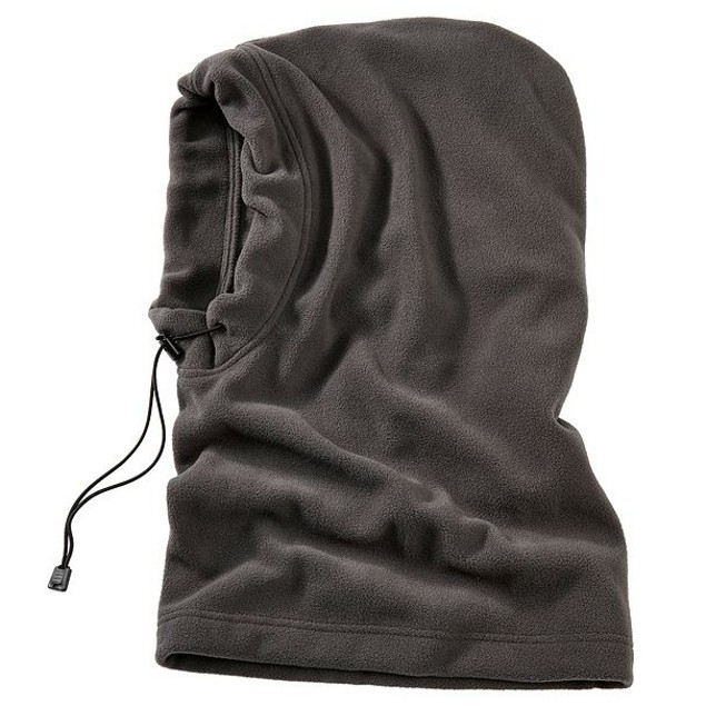 2-Pack John Bartlett Men's 4 In 1 Fleece Hood