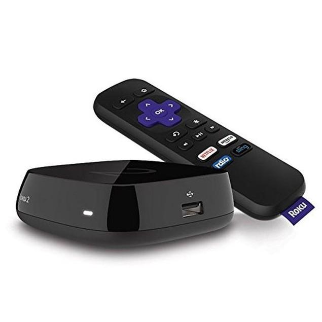 Roku 2 Streaming Media Player 4210XB (Certified Refurbished)