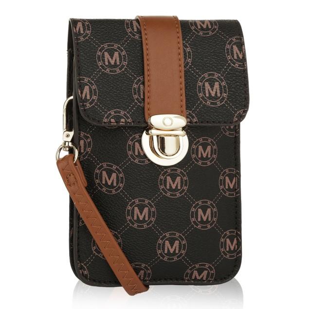 MKF Collection DVita M Signature Phone Wallet by Mia K Farrow
