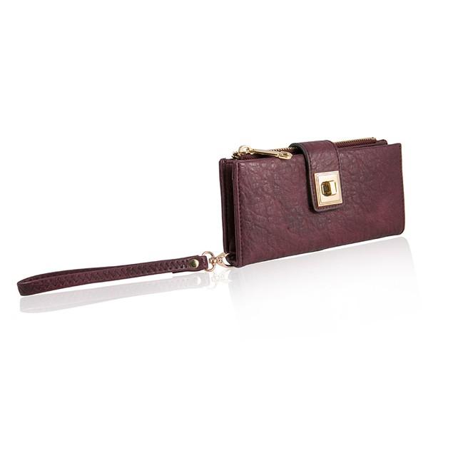 MKF Collection Ziggy Wallet Wristlet by Mia K.