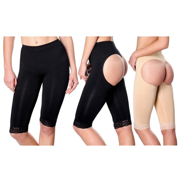 Women's Butt-Lifting Thigh-Trimming Shapewear