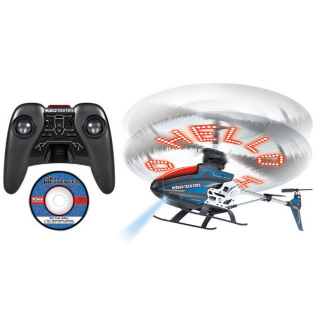 3.5Ch Gyro Sky Messenger Writing IR Helicopter