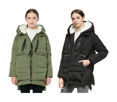 Ultra Warm Thick Down Coat- 2 Colors Medium-2X Was: $149.99 Now: $49.99.