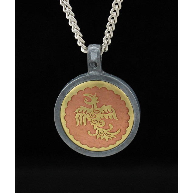 Feng Huang Magical Talisman Necklace Mens Pendant Necklaces