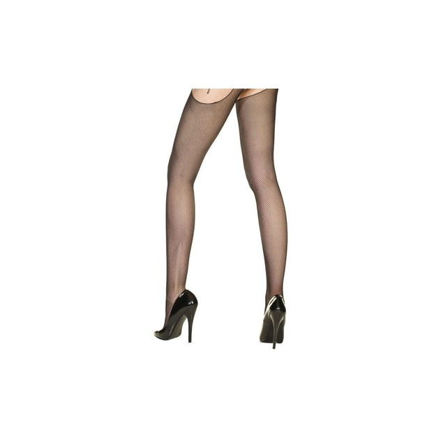 Women's Fashion Suspender Hosiery Pantyhose in Regular and Plus Sizes