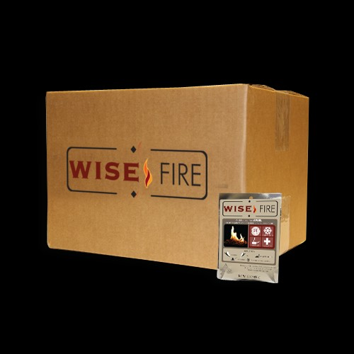 Wise Foods - Boxed Individual Pouches - Wise Fire